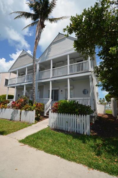 Duck Condo/Townhouse For Sale: 7047 Harbor Village Drive