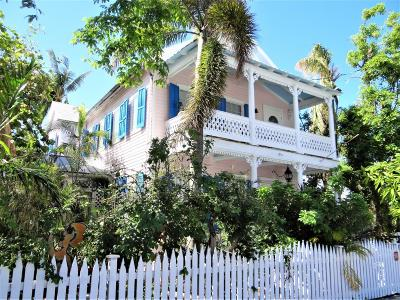 Key West FL Single Family Home For Sale: $1,290,000