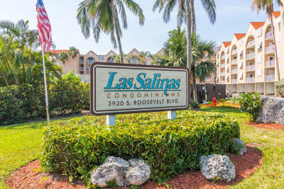 Key West Condo/Townhouse For Sale: 3930 S Roosevelt Boulevard #W211