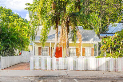 Key West FL Single Family Home For Sale: $1,195,000