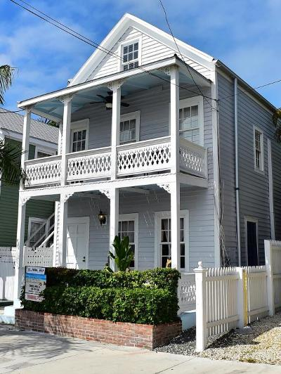 Key West FL Single Family Home For Sale: $1,299,000