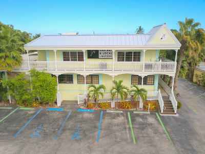 Islamorada Commercial For Sale: 82779 Overseas Highway