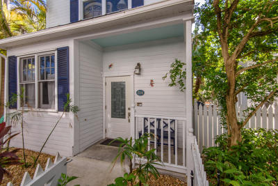 Key West Single Family Home For Sale: 214 Fleming Street