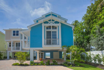 Single Family Home For Sale: 77521 Overseas Highway #BLDG 1