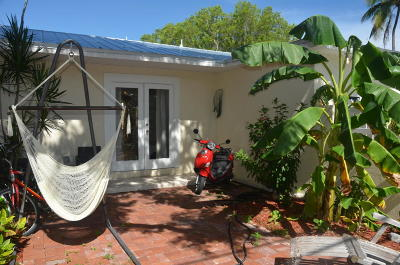 Key West Multi Family Home For Sale: 801 Waddell Avenue #2