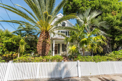 Single Family Home For Sale: 727 Eaton Street