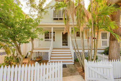 Key West FL Condo/Townhouse For Sale: $539,000