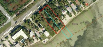 Monroe County Residential Lots & Land For Sale: Overseas Highway