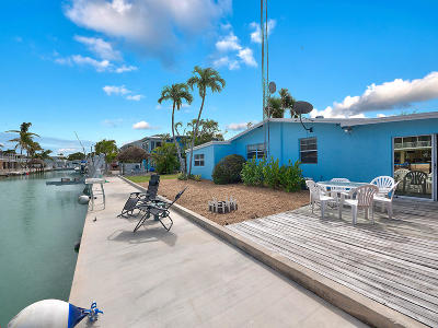 Islamorada FL Single Family Home For Sale: $849,000