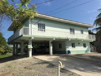 Marathon Single Family Home For Sale: 423 Calle Limon