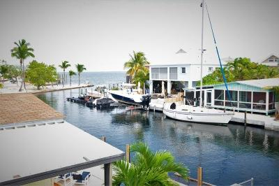 Key Largo Single Family Home For Sale: 20 Flamingo Road