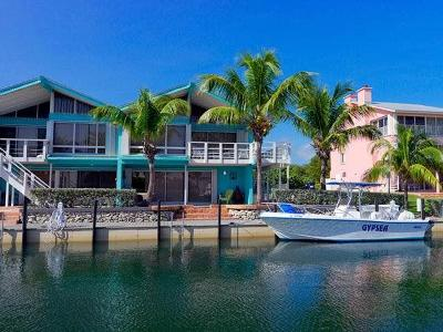 Key Largo Condo/Townhouse For Sale: 1530 Ocean Bay Drive #Villa B3
