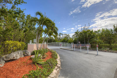 Key Largo Condo/Townhouse For Sale: 1501 Ocean Bay Drive #8