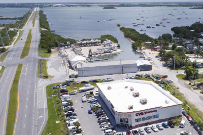 Commercial For Sale: 5710 Overseas Highway