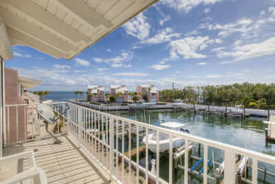 Key Largo Condo/Townhouse For Sale: 1501 Ocean Bay Drive #13 (C1)