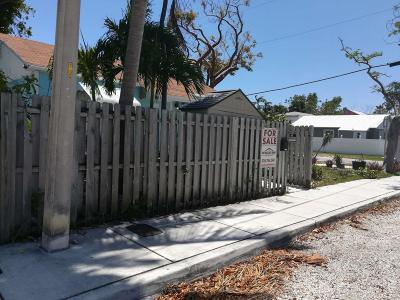 Key West Single Family Home For Sale: 3702 Duck Avenue