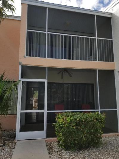 Key Largo Condo/Townhouse For Sale: 1500 Ocean Bay Drive #A2