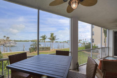 Bay Harbour (75.0) Condo/Townhouse For Sale: 101 Gulfview Drive #104