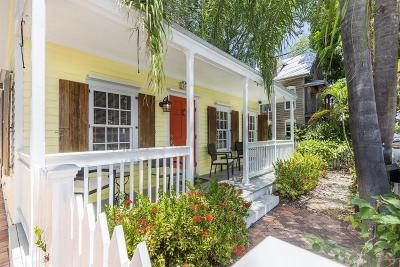 Key West FL Single Family Home For Sale: $1,150,000