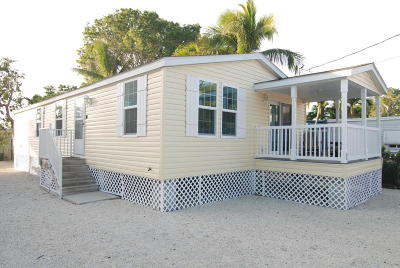 Key Largo Single Family Home For Sale: 25 Mockingbird Road