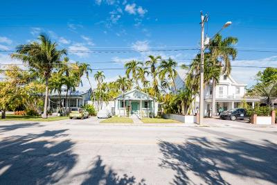 Single Family Home For Sale: 1101-1117 Flagler Avenue