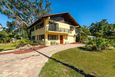 Key Largo Single Family Home For Sale: 30 Snapper Avenue