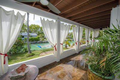 Islamorada Single Family Home For Sale: 11 Davis Lane