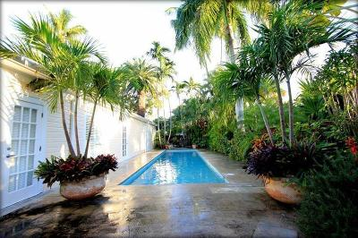 Key West Single Family Home For Sale: 1101 Von Phister Street