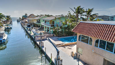 Key Largo Single Family Home For Sale: 629 Cuda Lane