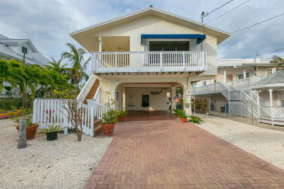 Key Largo Single Family Home For Sale: 120 3rd Lane