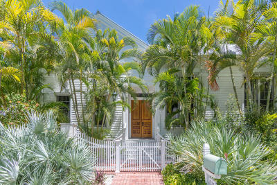 Single Family Home For Sale: 1625 Von Phister Street