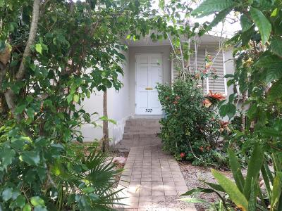 Key West FL Single Family Home Contingent: $599,000