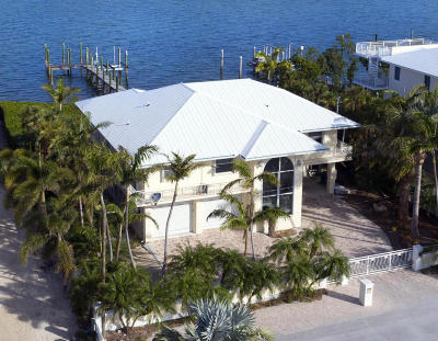 Key Largo Single Family Home For Sale: 79 Mutiny Place