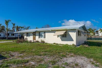 Marathon Single Family Home For Sale: 877 79th Street Ocean