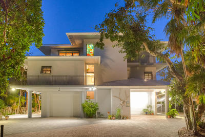 Islamorada Single Family Home For Sale: 150 Plantation Boulevard