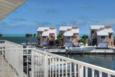 Key Largo Condo/Townhouse For Sale: 1501 Ocean Bay Drive #18 (C6)