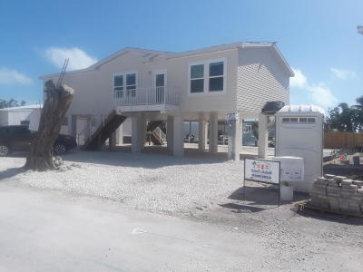 Monroe County Single Family Home For Sale: 8951 Ocean Terrace