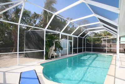 Key Largo Single Family Home For Sale: 108 Marina Avenue