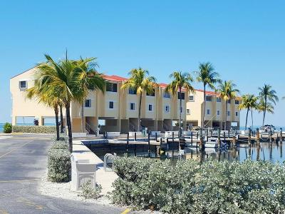 Monroe County Condo/Townhouse For Sale: 88540 Overseas Highway #703