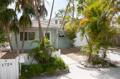 Monroe County Duplex For Sale: 1724 Bahama Drive
