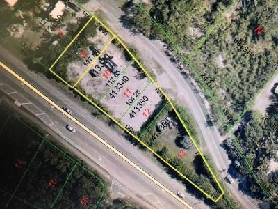 Residential Lots & Land For Sale: 87458 Old Highway