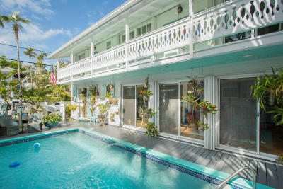 Key West FL Single Family Home For Sale: $1,075,000