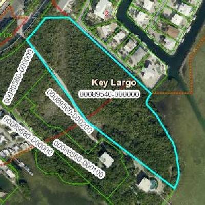 Tavernier Residential Lots & Land For Sale: M.M. 92 Overseas Highway