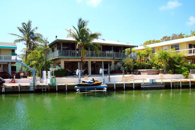 Key Largo Single Family Home For Sale: 218 Bristol Court