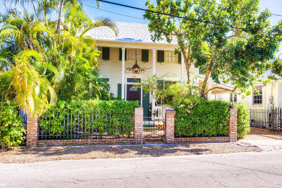 Key West FL Single Family Home For Sale: $1,199,000