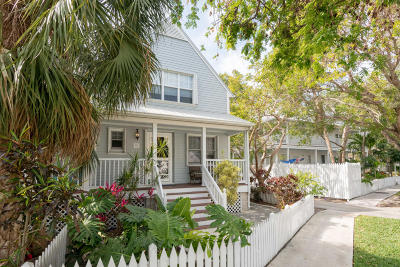 Key West FL Condo/Townhouse For Sale: $579,000