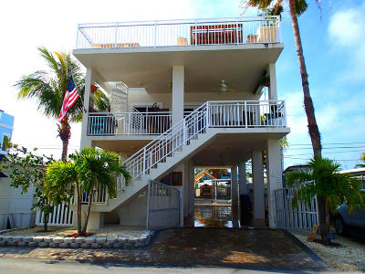Key Largo Single Family Home For Sale: 325 Calusa Street #92