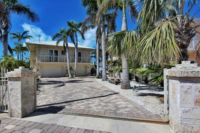 Key Largo Single Family Home For Sale: 4 Corrine Place