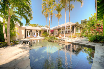 Key West FL Single Family Home For Sale: $2,299,000