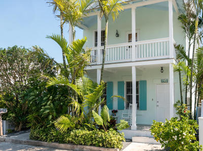 Key West FL Single Family Home For Sale: $1,200,000